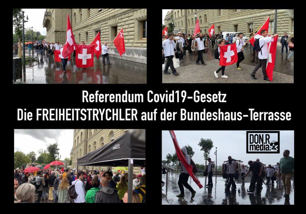 BERN, 08. Juli – Ein historischer Tag für die FREIHEITSTRYCHLER und die SCHWEIZER EIDGENOSSENSCHAFT!