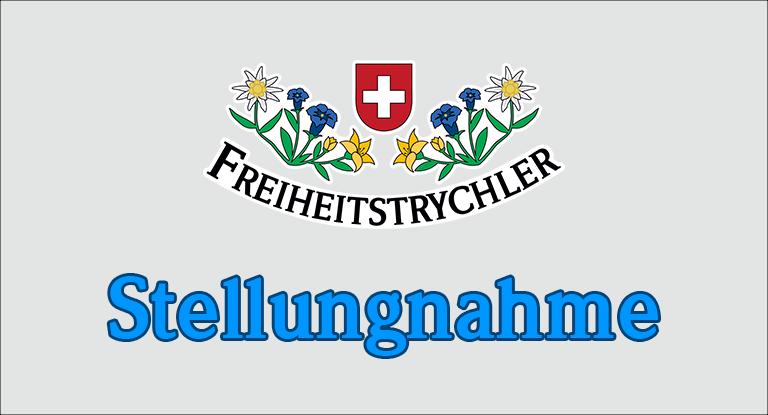Stellungnahme Kundgebung Luzern